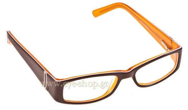 ΓυαλιάBlissA13A Brown  orange