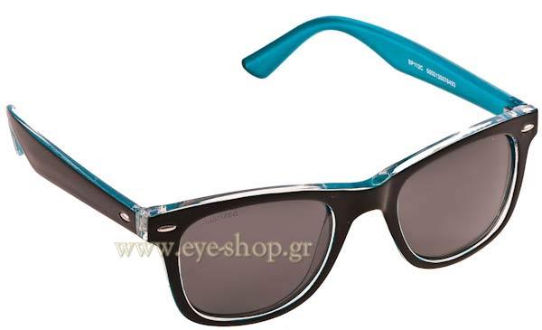 ΓυαλιάBlissSP112C Black blue Polarized