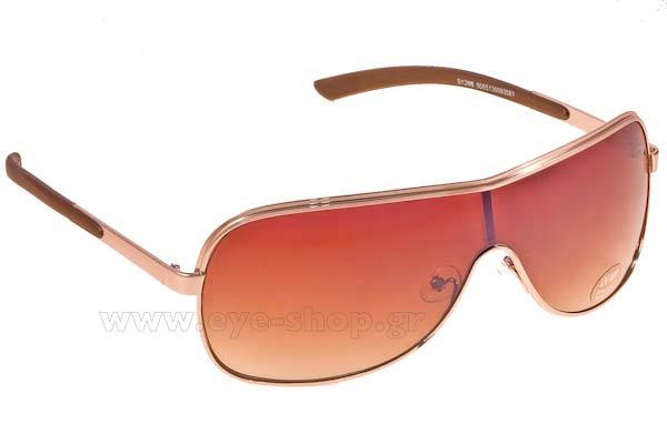 ΓυαλιάBlissS128B gold brown