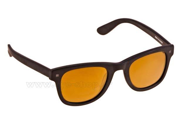 ΓυαλιάBrixtonBS0033 FELSBERGC2 Matte Black Gold Mirror