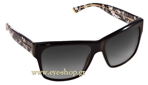 ΓυαλιάDolce Gabbana4121 Lace Collection18918G Limited Edition