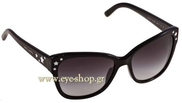 ΓυαλιάDolce Gabbana4124 Stars Collection501/8G Limited edition