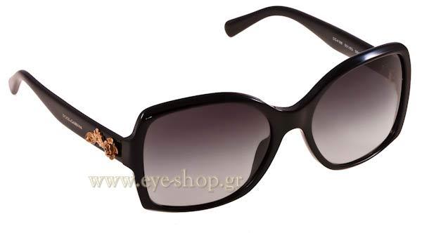 ΓυαλιάDolce Gabbana4168 Cicilian Baroque501/8G