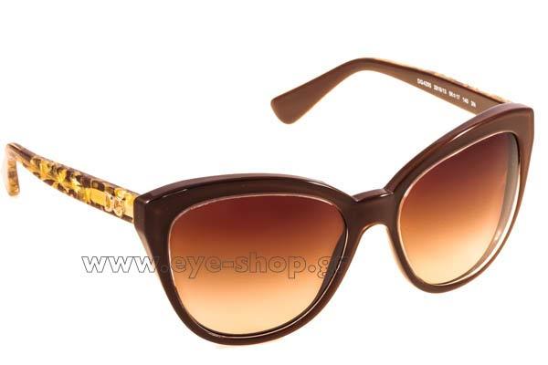 ΓυαλιάDolce Gabbana4250291813 Golden Leaves Collection