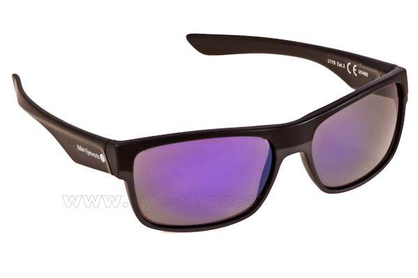 ΓυαλιάItalian EyeworksIE2179BlackGreen VioletMirror