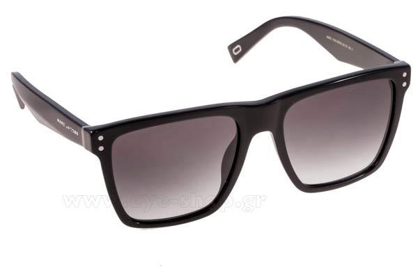 ΓυαλιάMarc JacobsMARC 119 S8079O BLACK (DARK GREY SF)