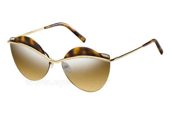 ΓυαλιάMarc JacobsMARC 104 SJ5G  (GG) GOLD (BRW OCHR SIL SP)