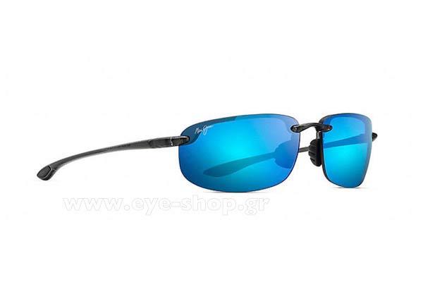 ΓυαλιάMaui JimHOOKIPAB407-11 Smoke Grey Blue Hawaii Polarized Plus2