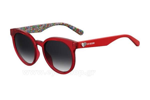 ΓυαλιάMoschino LoveMOL003 SC9A  (9O)