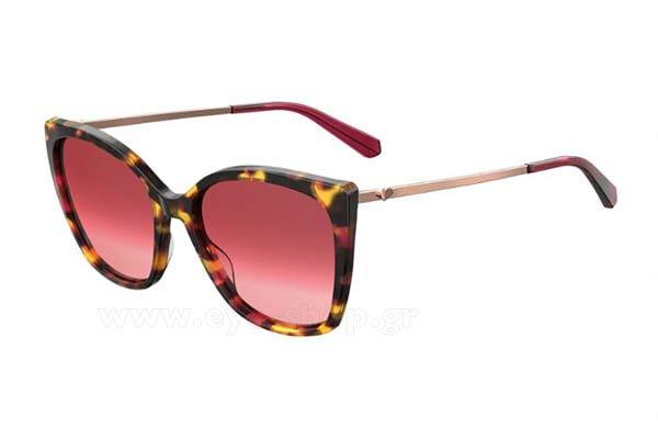 ΓυαλιάMoschino LoveMOL018 SHK3 (3X)
