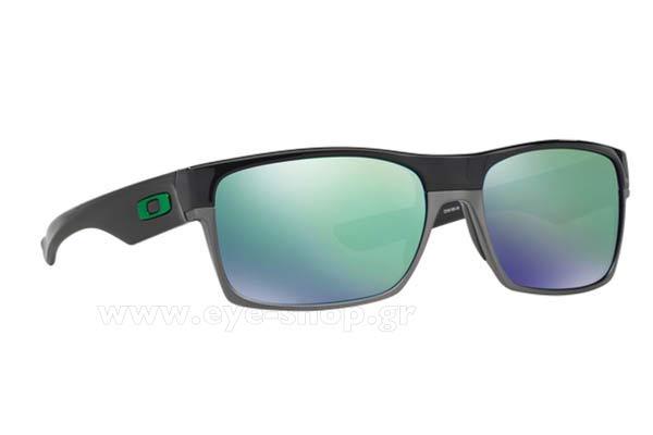 ΓυαλιάOakleyTwoFace 918904 Black - Jade Iridium