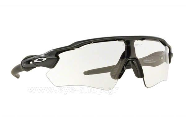 ΓυαλιάOakleyRADAR EV PATH 920813 Steel Blk Irid Photochromic