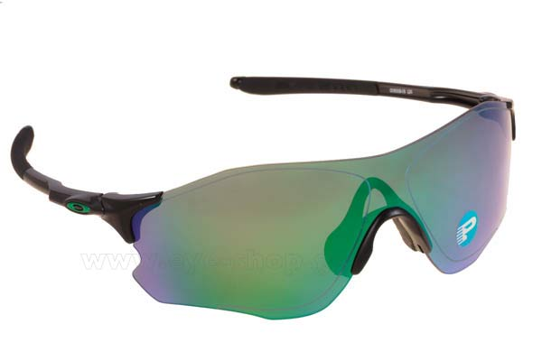 ΓυαλιάOakleyEVZERO PATH 930808 Polished Black Jade Iridium Polarized