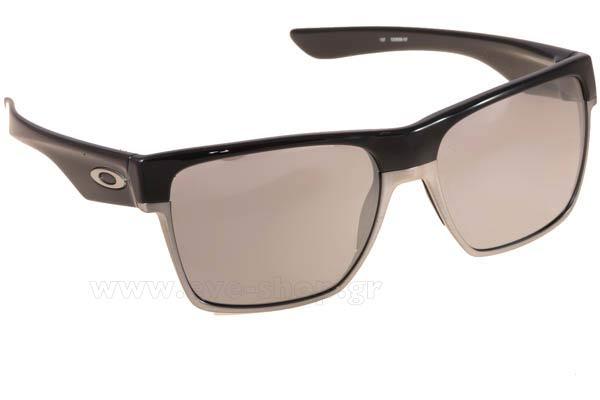 ΓυαλιάOakleyTwoFace XL 935007 Black Chrome Iridium