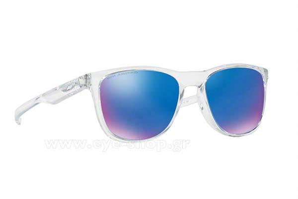ΓυαλιάOakleyTRILLBE X 934005 Clear Sapphire Irid Polarized