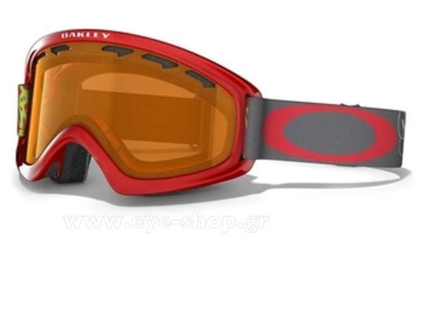ΓυαλιάOakleyO2Snow 704859-099 Viper Red Scribble Persimmon