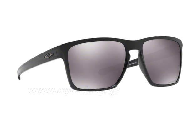 ΓυαλιάOakleySLIVER-XL-934117 POLISHED BLACK prizm black