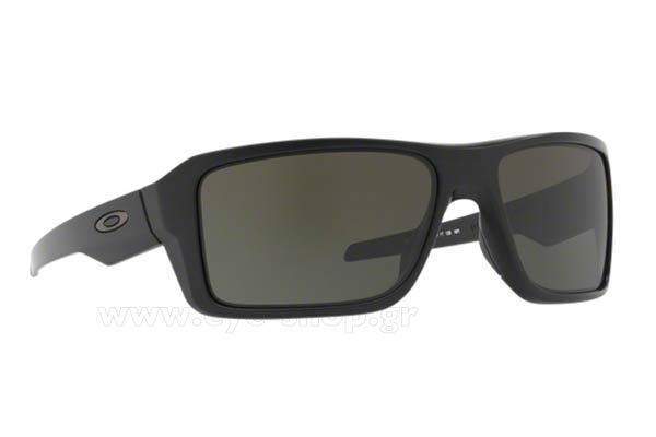 ΓυαλιάOakleyDouble Edge 938001 Blk dark Grey