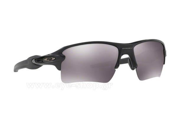 ΓυαλιάOakleyFLAK 2.0 XL 918873 Mt Black Prizm Black Iridium