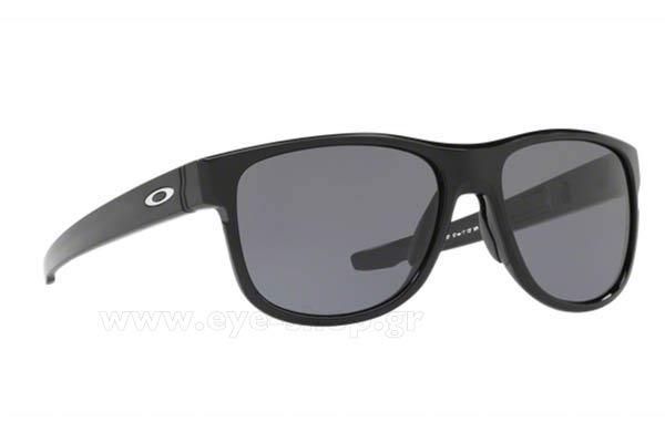 ΓυαλιάOakleyCROSSRANGE R 935901 Pol Black Grey