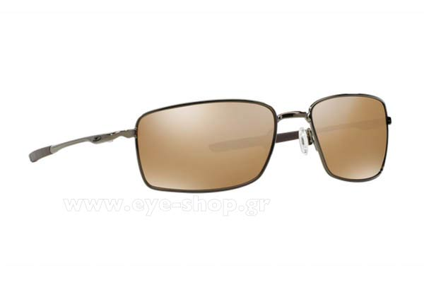 ΓυαλιάOakleySquare Wire 407506 Tungsten irid Polarized