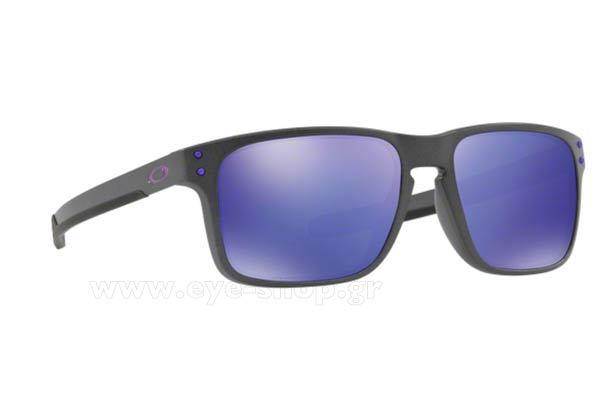 ΓυαλιάOakleyHolbrook Mix 938402 Steel Violet irid