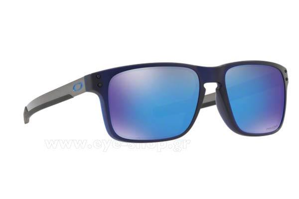 ΓυαλιάOakleyHolbrook Mix 938403 Mt Transl Blue Prizm Sapphire Irid