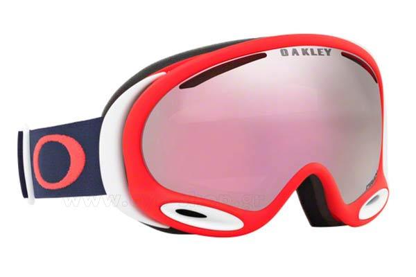 ΓυαλιάOakleyA-FRAME 2.0 704467 Coral Fathom prizm hi pink iridium