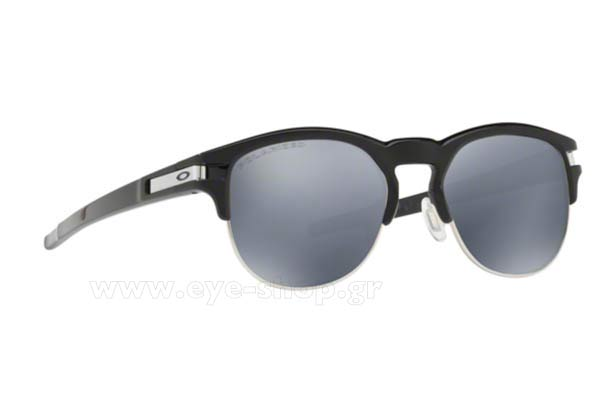 ΓυαλιάOakleyLATCH KEY 939406 black iridium polarized