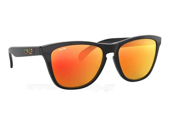 ΓυαλιάOakleyFrogskins 9013E6 Valentino Rossi