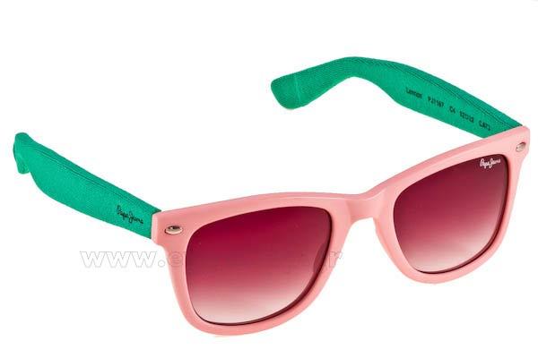 ΓυαλιάPepe JeansLennon PJ7167C4 Pink Green Tissue