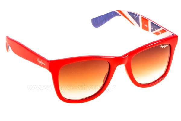 ΓυαλιάPepe JeansGreg PJ7178C5 Red Brown