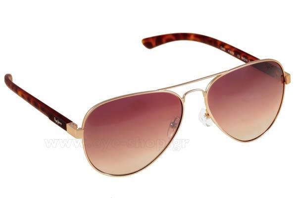 ΓυαλιάPepe JeansCaleb PJ5107c2 Gold