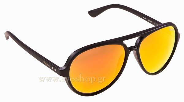 ΓυαλιάPepe JeansRenata PJ7141c6 Matte Black Orange Mirror