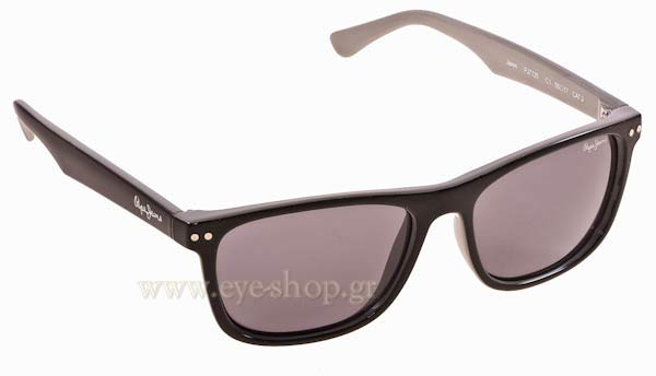 ΓυαλιάPepe JeansJaren PJ7125c1 Black Grey