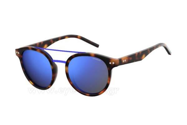 ΓυαλιάPolaroidPLD 6031N9P (5X) MATT HVNA (GREY SP BLU PZ)