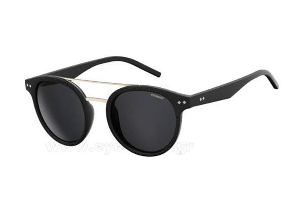 ΓυαλιάPolaroidPLD 6031003 (M9) MTT BLACK (GREY PZ)