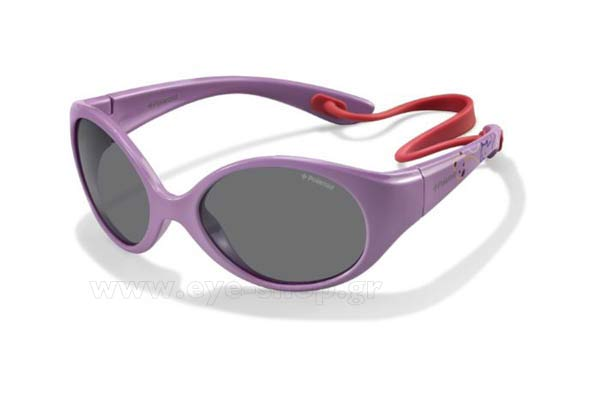 ΓυαλιάPolaroidPLD 8010 SMIE (Y2) LILAC (GREY PZ)