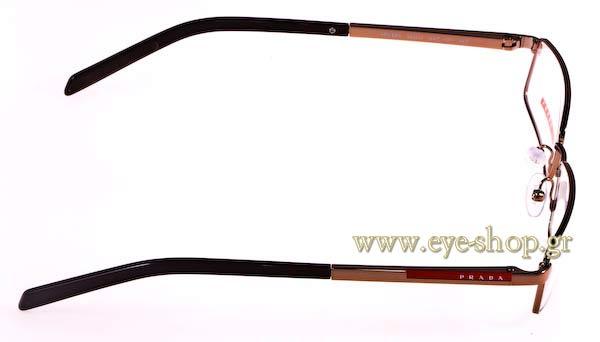 Σκελετός οράσεως prada sport 52AV
