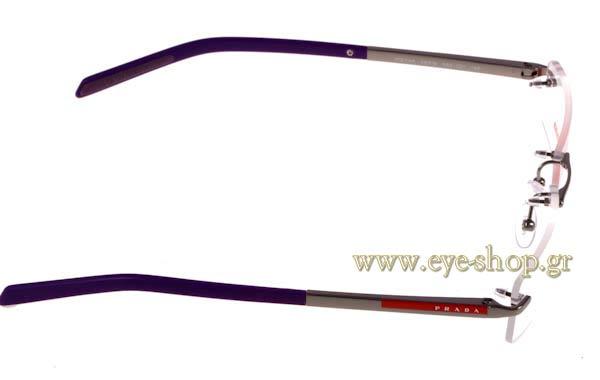 Σκελετός οράσεως prada sport 54AV