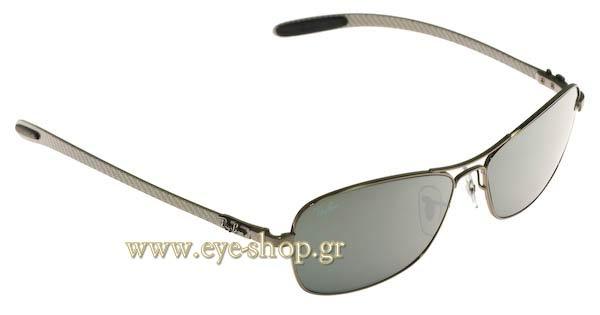 ΓυαλιάRayban8302 Carbon004/40 carbon fiber