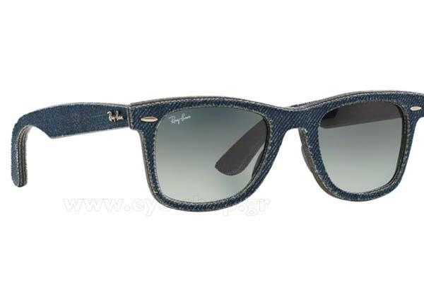 ΓυαλιάRayban2140 Wayfarer116371 DENIM WAYFARER light blue