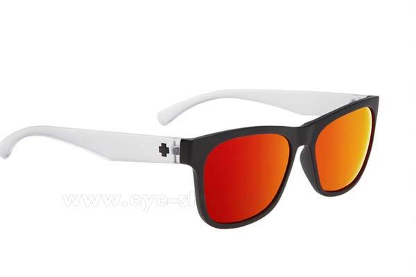 ΓυαλιάSPYSUNDOWNER673513080765 Matte Black-Matte Crystal