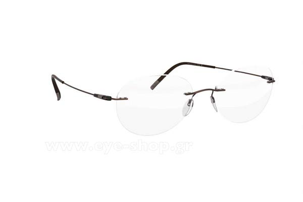 ΓυαλιάSilhouette5500 BB6040 Khaki - Brown