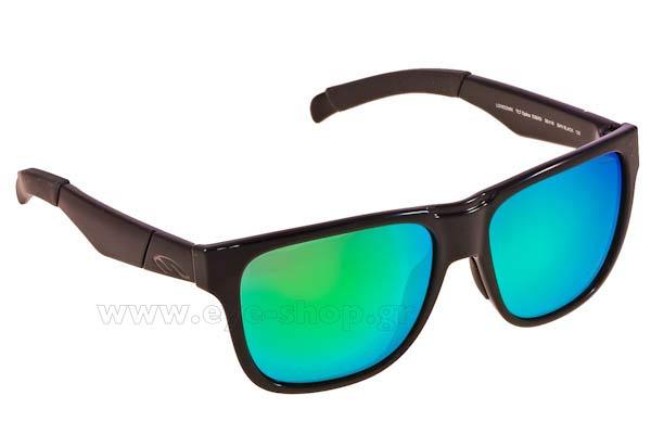 ΓυαλιάSmithLOWDOWND28AD SHN BLACK (GREEN SP)