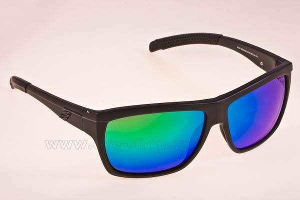 ΓυαλιάSmithMASTERMINDDL5AD MTT BLACK (GREEN SP)