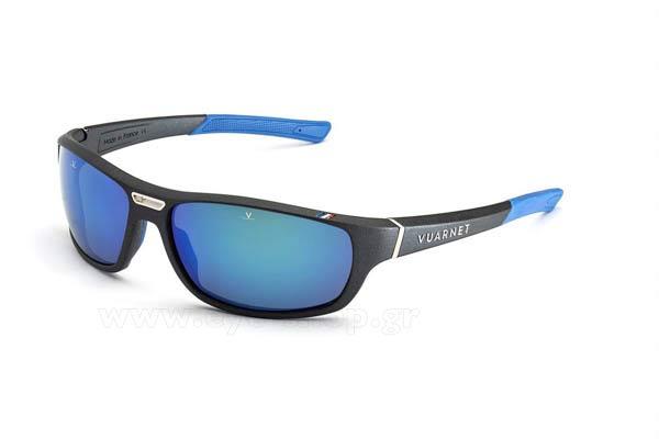ΓυαλιάVuarnet1918 Racing0008 1626 Grey Polar Blue Flashed