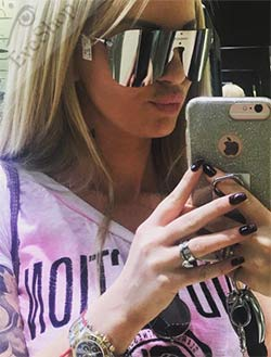 Ariel - Στεφανιδημε τα γυαλιά ηλίου Versace2180