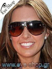 Audrina Patridgeμε τα γυαλιά ηλίου CarreraRUSH