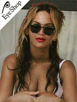 Beyonce Knowlessμε τα γυαλιά ηλίου Etnia BarcelonaAFRICA 06
